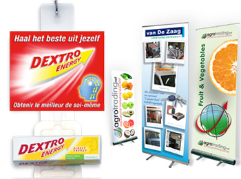 Displays en banners