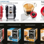 A Modo Mio Lavazza - Peel Off labels